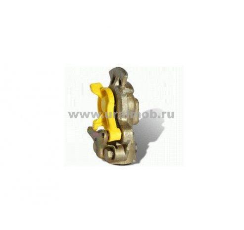 Фото: Головка соединительная (желтая) М16 (БелОМО), арт. 7493-3521114-00