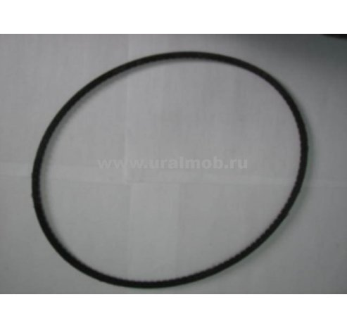 Фото: Ремень привода вентилятора МАЗ (зубчатый) (HANSE), арт. 13*1000 (HANSE)