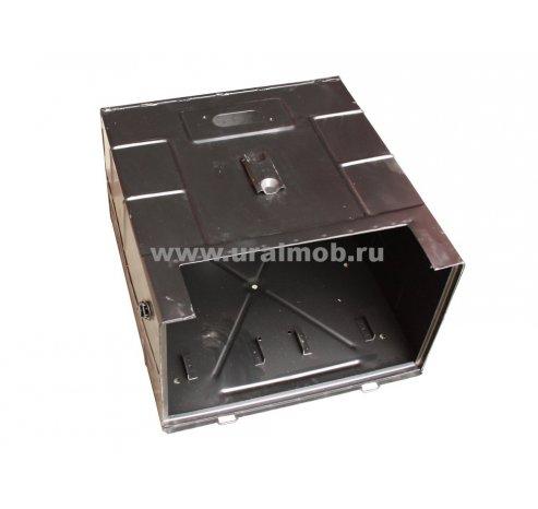 Фото: Коробка раздаточная с ручником и ДОМ (торцевые шлицы, эл.спид.) (НОВАЯ)