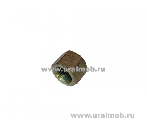 Фото: Гайка балансира со стяжным болтом (АЗ УРАЛ), арт. 375-2918039