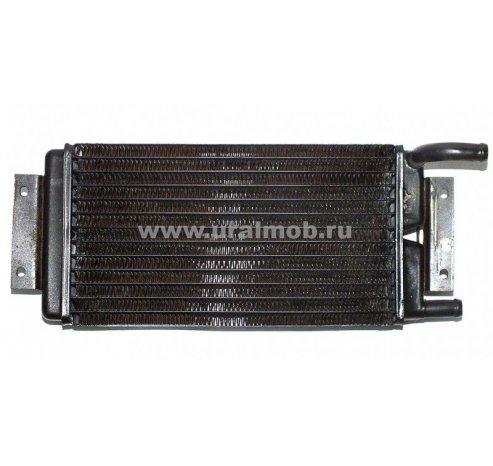 Фото: Радиатор отопителя КАМАЗ 5320  4-х рядный (ШААЗ)