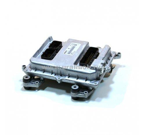 Фото: Блок управления двигателя электронный (ЭБУ) без ЕТК (BOSCH 0281020111) дв.ЯМЗ-536, 650
