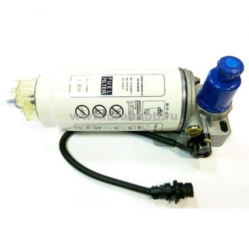 Фото: Фильтр грубой очистки топлива PL 420 с подогревателем и доплнит. насосом