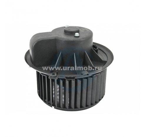 Фото: Мотор отопителя УРАЛ Next с крыльчаткой LUZAR 16466693