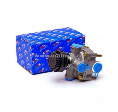 Фото: 3518 001 162 0 Клапан ускорительный (ан 100-3518010-10) SORL (под глушитель шума)