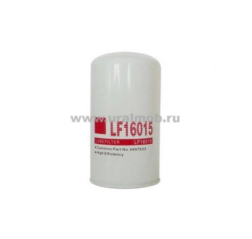 Фото: LF 16015 Эл. фильт. очистки масла КАМАЗ с дв. CUMMINS (ан. WK 950/26)