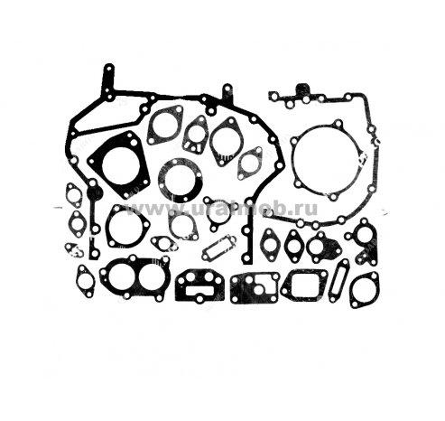 Фото: 740Р-1000000-47 Р/к двигателя КАМАЗ (27 поз.) паронит КАМРТИ