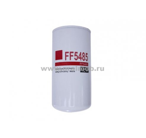Фото: FF 5485 Эл. фильт. тонкой очистки топлива на КамАЗ с дв. CUMMINS  (ан. WK 950/21)