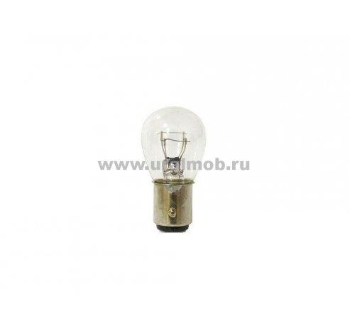 Фото: А 24-21+5 Лампа двухнитевая (уп. 10 шт.) _