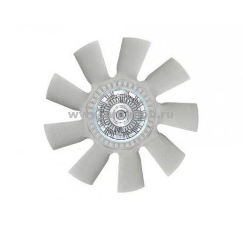 Фото: ВМПВ 001.00.12 Вентилятор с вязкостной муфтой ЯМЗ-536 (крылчатка 650 мм) (536-1308010) (ООО Автопривод)