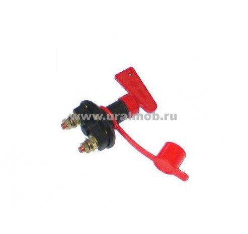 Фото: 5320-3737010 Выключатель массы универсальный с ключом