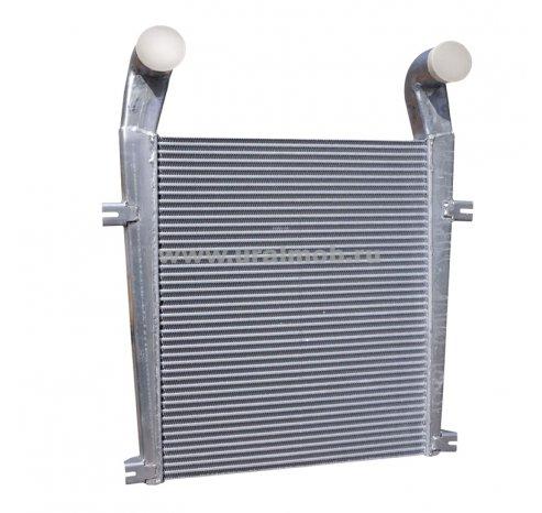 Фото: Охладитель надувочного воздуха (интеркулер) МАЗ с дв. ЯМЗ 7511 (Евро 2)