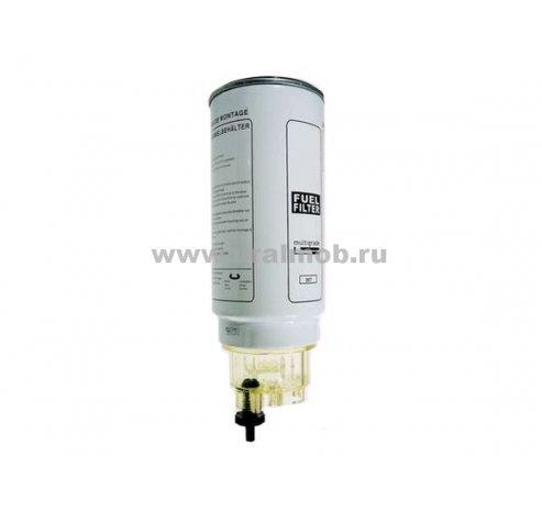 Фото: PL 420C Эл. фильт. грубой очистки топлива со стаканом КАМАЗ, УРАЛ, МАЗ, Иномарки