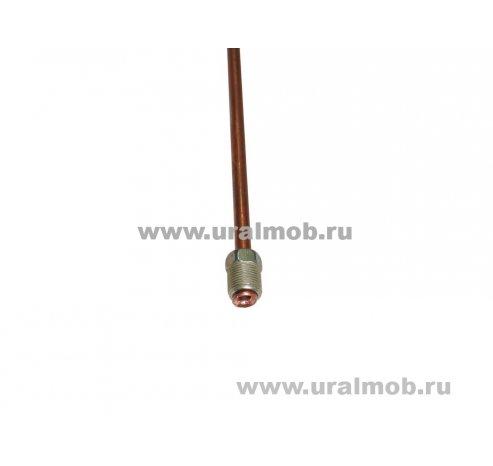 Фото: 43205-3506014-О Трубка к 1-му главному тормозному цилиндру в сборе (оцинковка)