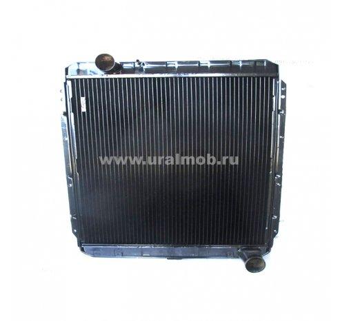 Фото: 54115-1301010 Радиатор охлаждения КАМАЗ 54115 4-х ряд (ШААЗ)