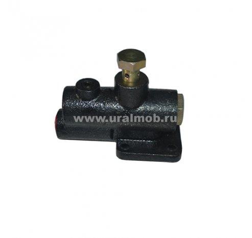 Фото: 5336-3407260 Клапан расхода и давления ГУРа (БААЗ)