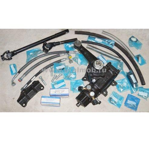 Фото: 4320Я3-3400648 Комплект з/ч для замены рулевого механизма (ЯМЗ-236НЕ2) шлицевая втулка с шарниром 648 мм