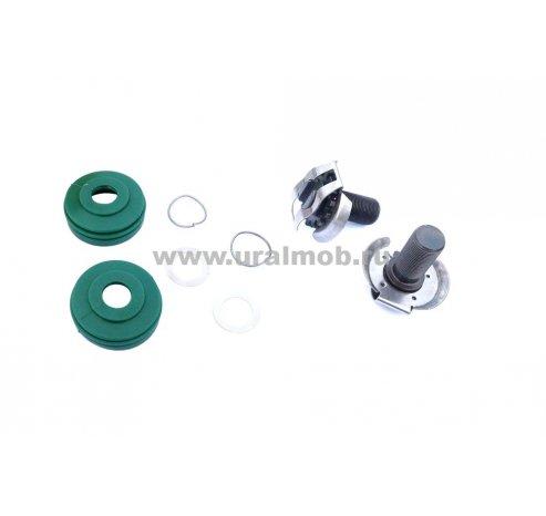 Фото: 012999418VT Рем. комплект клинового механизма УРАЛ (Винты + пыльники)