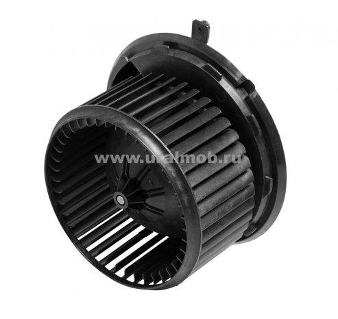 Фото: A21R23.8101178 Мотор отопителя УРАЛ Next с крыльчаткой (А) 16466693