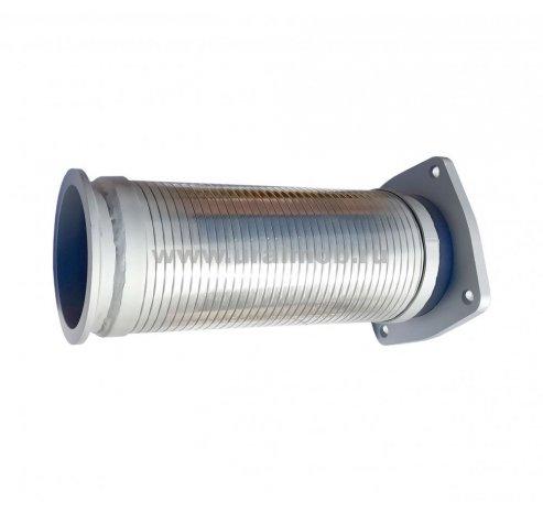 Фото: Металлорукав УРАЛ L= 320 мм (дв.ЯМЗ-65674, Евро 5 )  (сталь)