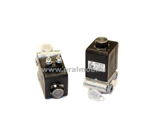 Фото: КЭМ 18-01 Клапан электромагнитный (НПО РОДИНА)