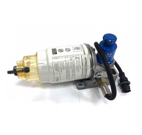Фото: Фильтр грубой очистки топлива PL 270 с подогревателем и доплнит. насосом
